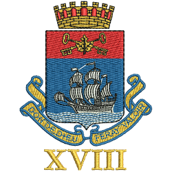 18 (Quebec 1759) Battery Polo Shirt