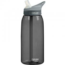 Eddy Water Bottle 1lt Charcoal