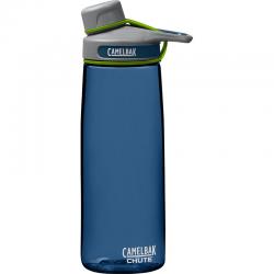 Chute Water Bottle 750ml Bluegrass