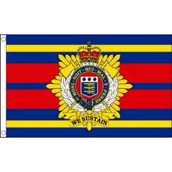 Royal Logistics Corps Flag