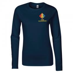 GAV Long Sleeve T-Shirt Ladies