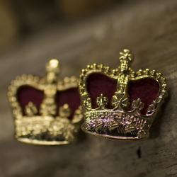 Service Dress Crowns