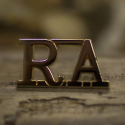 RA Shoulder Titles