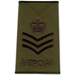 Mercian SSgt Rank Slide