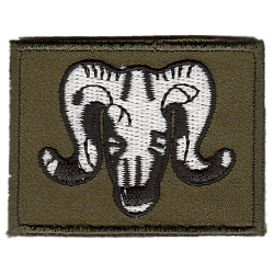 1 Arty Brigade Patch Olive