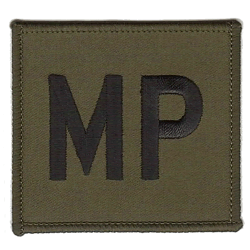 Military Police TRF Red