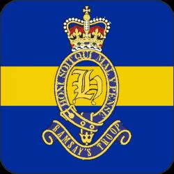H Battery (Ramsay's Troop) Coaster