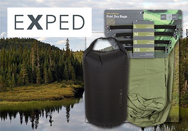 Exped Waterproofing