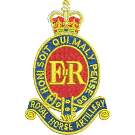 3rd Royal Horse Artillery Polo Shirt