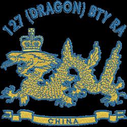 127 (Dragon) Battery Polo Shirt