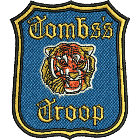 143 (Tombs's Troop) Battery Polo Shirt