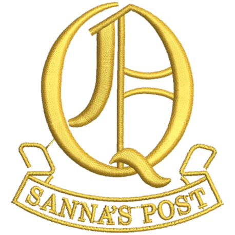 Q (Sanna's Post) Battery  Polo Shirt