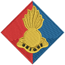 Ubique Badge Polo Shirt