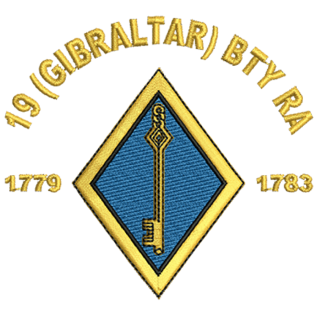 19 (Gibraltar) Battery T-Shirt