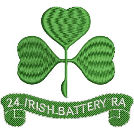 24 (Irish) Battery T-Shirt