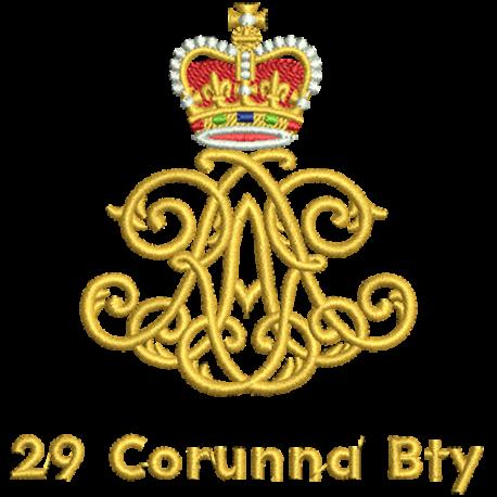 29 (Corunna) Battery T-Shirt