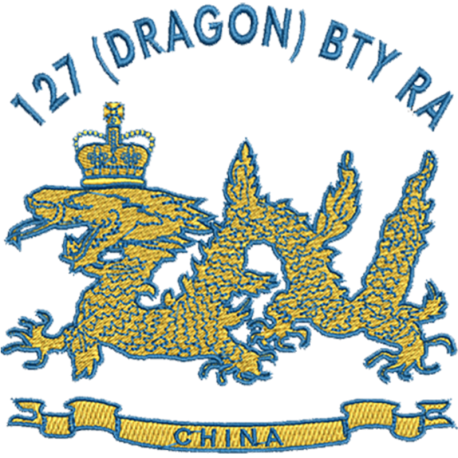 127 (Dragon) Battery T-Shirt