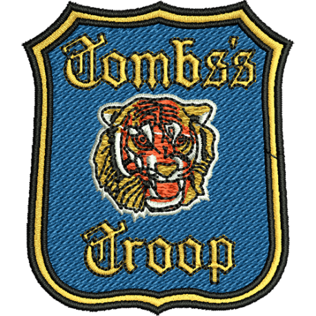 143 (Tombs's Troop) Battery T-Shirt