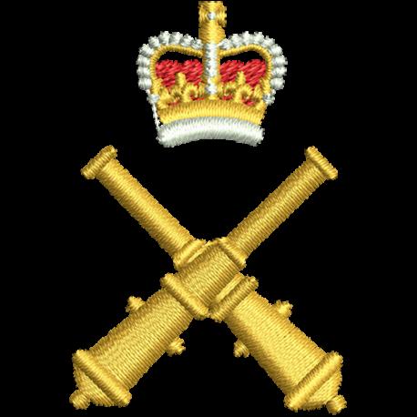 Royal School of Artillery Gunnery Staff  T-Shirt