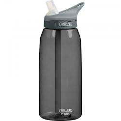Eddy Water Bottle 1lt Charcoal
