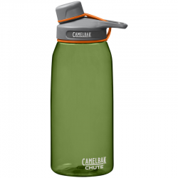 Chute Water Bottle 1lt Sage