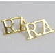 RA Shoulder Titles