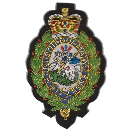 Royal Regiment of Fusiliers Blazer Badge