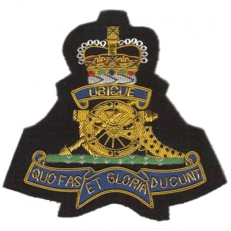 Royal Artillery Blazer Badge
