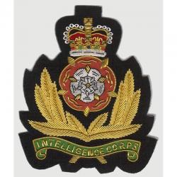 Intelligence Corps Blazer Badge