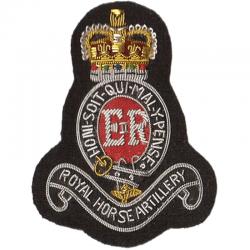 3rd Royal Horse Artillery Blazer Badge