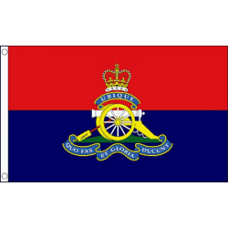 Royal Artillery Flag
