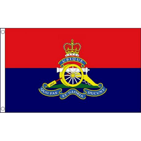 Royal Artillery Flag