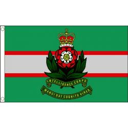 Intelligence Corps Flag