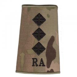 RA Officer Rank Slide Multicam