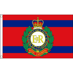 Royal Engineers Flag