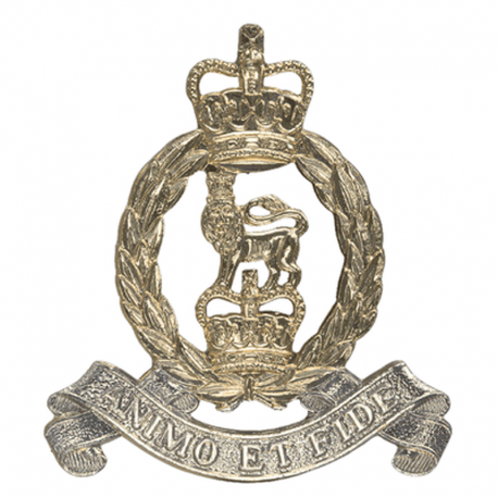 AGC Cap Badge