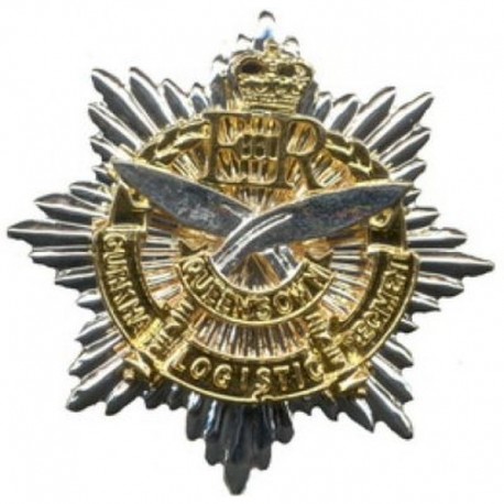 Queen's Own Gurkha Logistic Regiment Cap Badge