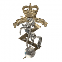 REME Cap Badge