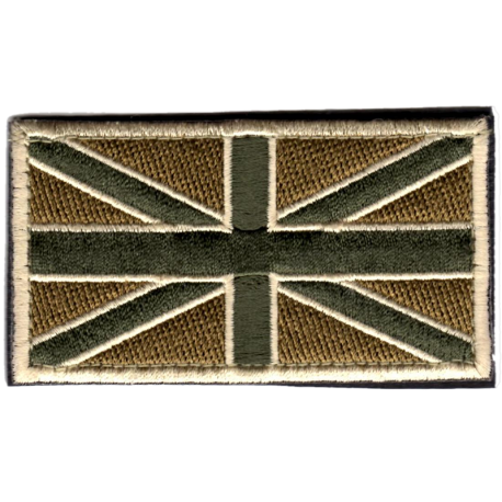 Union Flag Velcro