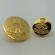 RA Mono Blazer Buttons Engraved