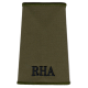 RHA Olive Rank Slide Gunner