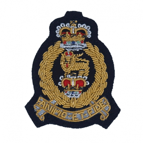 AGC Cloth Beret Badge