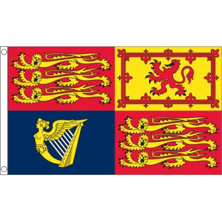 The Royal Standard Flag
