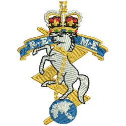 Royal Electrical & Mechanical Engineers T-Shirt