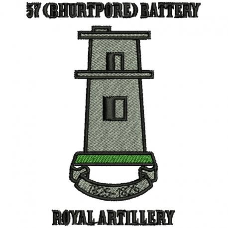 57 (Bhurtpore) Battery Just Cool T-Shirt