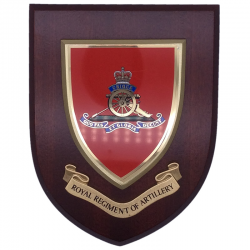 Royal Artillery Wall Shield