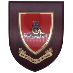 Royal Artillery Wall Shield