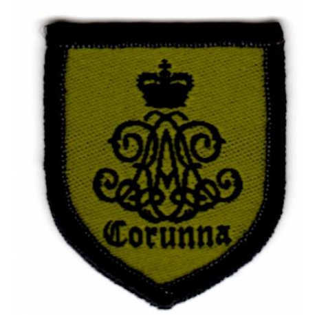 29 (Corunna) Battery Patch