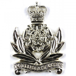 Int Corp Cap Badge