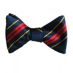 Royal Logistics Corp Bow Tie Silk